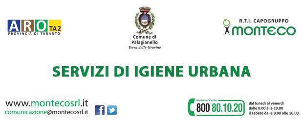Palagianello: chiusura straordinaria Front Office