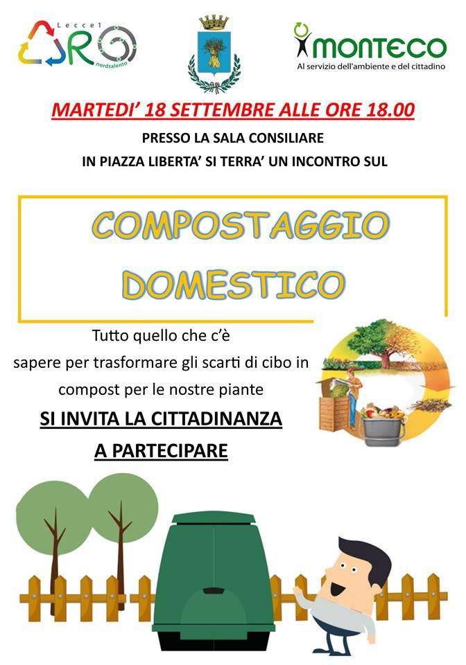Campi Salentina - 2° incontro sul compostaggio domestico